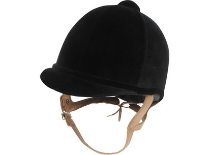 Charles Owen Fian Riding Hat Ladies