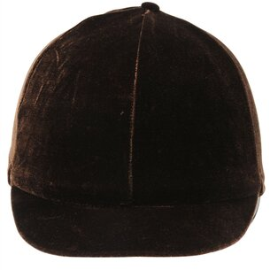Shires Velour Skull Cap Cover