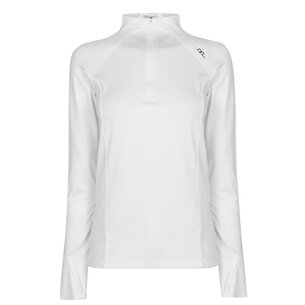 AA Platinum Ancona Ladies Competition Technical Top - White