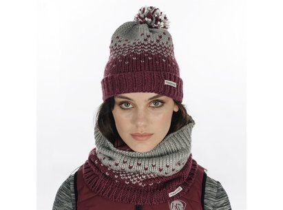 Horseware Hat and Snood Set Ladies