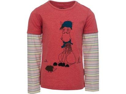 Horseware Girls Double Sleeve T-Shirt