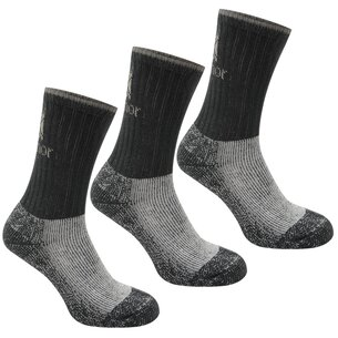 Karrimor Heavyweight Boot Sock 3 Pack Ladies