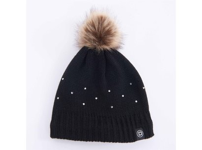 Dublin Sparkle Beanie Hat Ladies
