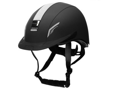 John Whitaker VX2 Competition Sparkle Helmet