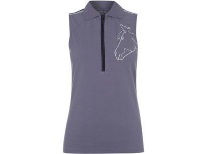 Horseware Flamboro Sleeveless Ladies Poloshirt