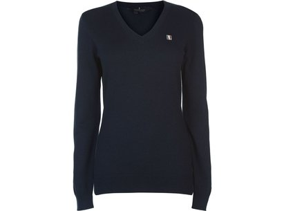 Kingsland Classic Ladies Knitted V Neck