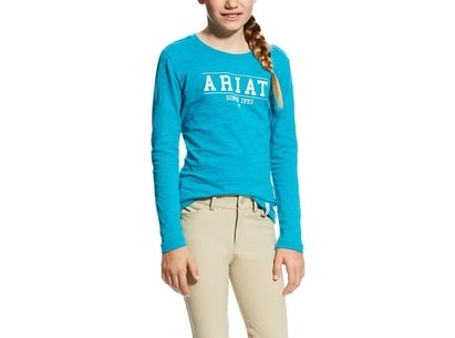 Ariat Junior Logo Tee