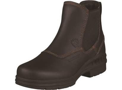 Ariat Barnyard Twin Gore H20 Ladies Boots - Dark Brown