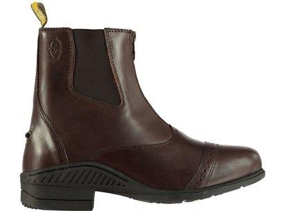 MORETTA Lorenza Ladies Jodhpur Boots