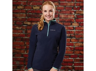 Dublin Odeila Quarter Zip Ladies Top