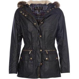 Barbour Lifestyle Wax Parka Jacket