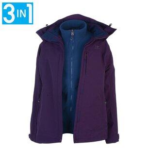 Karrimor 3 in 1 Weathertite Jacket Ladies