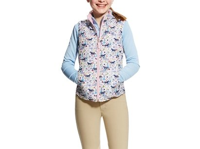 Ariat Emma Reversible Gilet Junior Girls