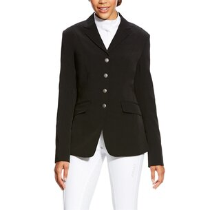 Ariat Palladium Ladies Show Coat - Black
