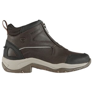 Ariat Telluride Zip H2O Ladies Boots - Dark Brown