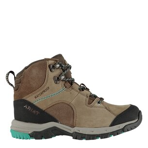 Ariat Skyline Mid Outdoor Ladies Waterproof Boots - Distressed Brown