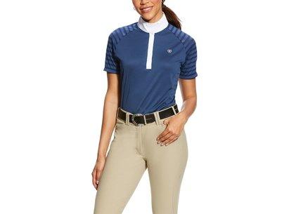 Ariat Ladies Aptos Vent Show Shirt