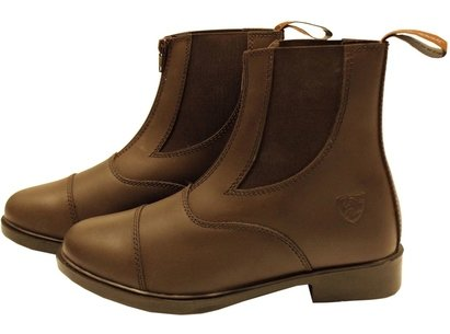 Horseware Leather Jodhpur Boots Ladies