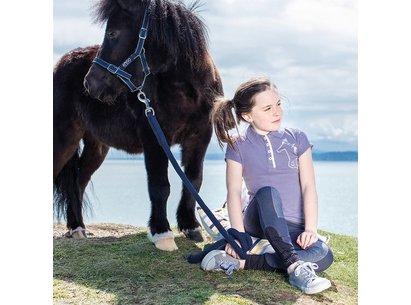 Horseware Girls Pique Polo