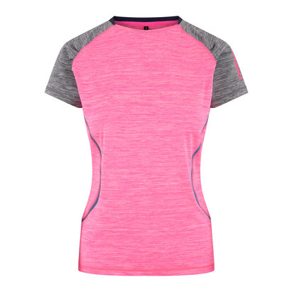 Eurostar Pammy Ladies Top - Knockout Pink