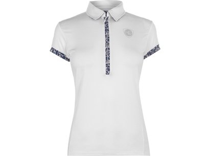 Horseware Orla Tech Polo Shirt Ladies