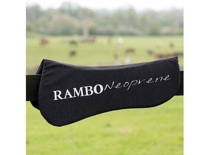Rambo Neoprene Half Pad