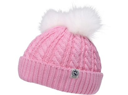 Requisite Two Pom Junior Girls Hat
