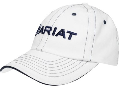 Ariat Team II Cap - White/Navy