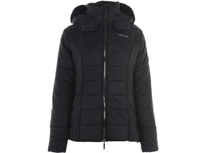 Just Togs Broadway Quilted Jacket Ladies