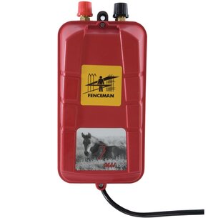 FENCEMAN M100 Mains Energiser Red 230V