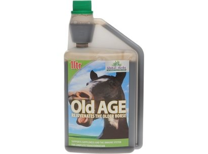 Global Herbs Old Age Liquid