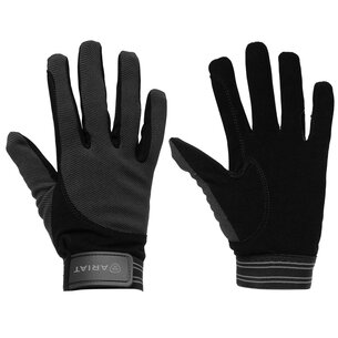 Ariat Tek Grip Gloves - Black