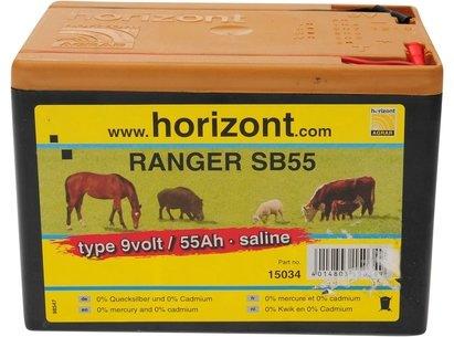 Horizont 9V Dry Battery Ranger SB