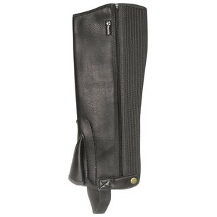 Requisite Childs Synthetic Half Chaps - Black