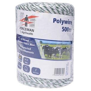 FENCEMAN Poly Wire 3 Strand