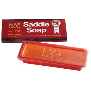 NAF Leather Saddle Soap 250gm