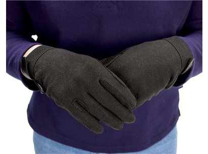 Requisite Cotton Grip Riding Glove Ladies