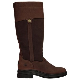 Ariat Windermere II H2O Ladies Country Boot - Dark Brown