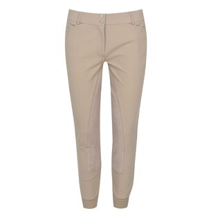 Ariat Heritage Elite Full Seat Ladies Breeches - Tan
