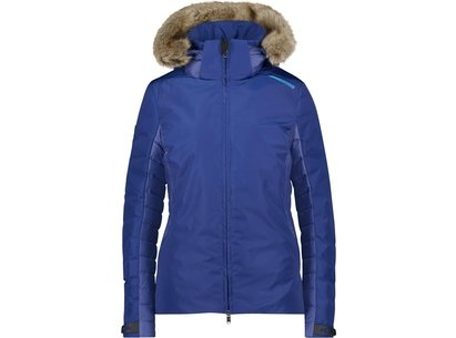 Eurostar Fazi Waterproof Ladies Jacket - Sodalite blue