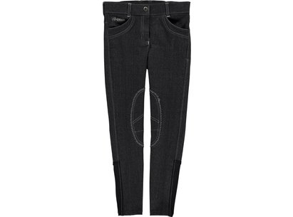 John Whitaker Rawdon Denim Breeches Junior Girls