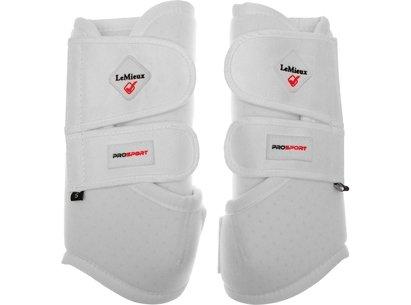 LeMieux Pro-Sport Support Boots - White
