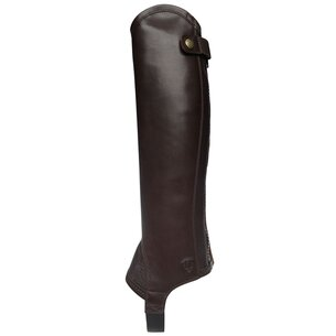 Ariat Concord Half Chaps Brown