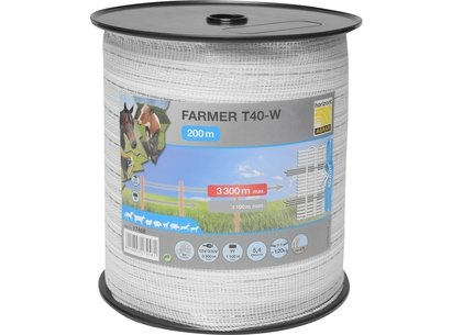 Horizont Farmer T40-W Tape Electric Fence
