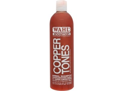 Wahl Copper Tones Animal Shampoo