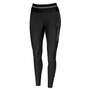 Pikeur GIA Grip Athleisure Breeches - Black