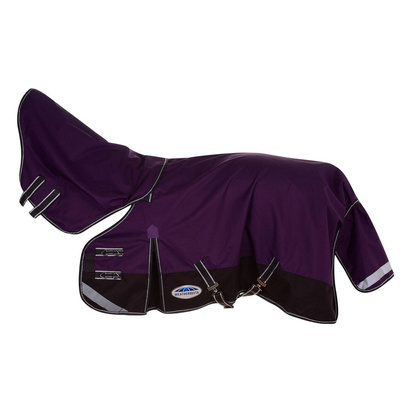 Weatherbeeta ComiTec Plus Dynamic Detach-a-Neck Lite 0g Turnout Rug