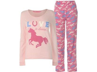 Platinum Pyjamas Ladies