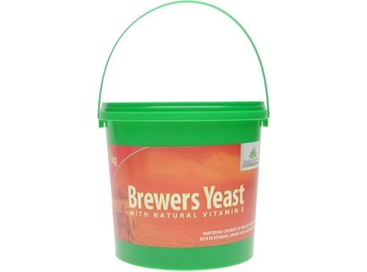 Global Herbs Brewers Yeast Supplement