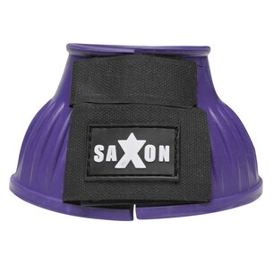 Saxon Ribbed Touch Tape Bell Boots